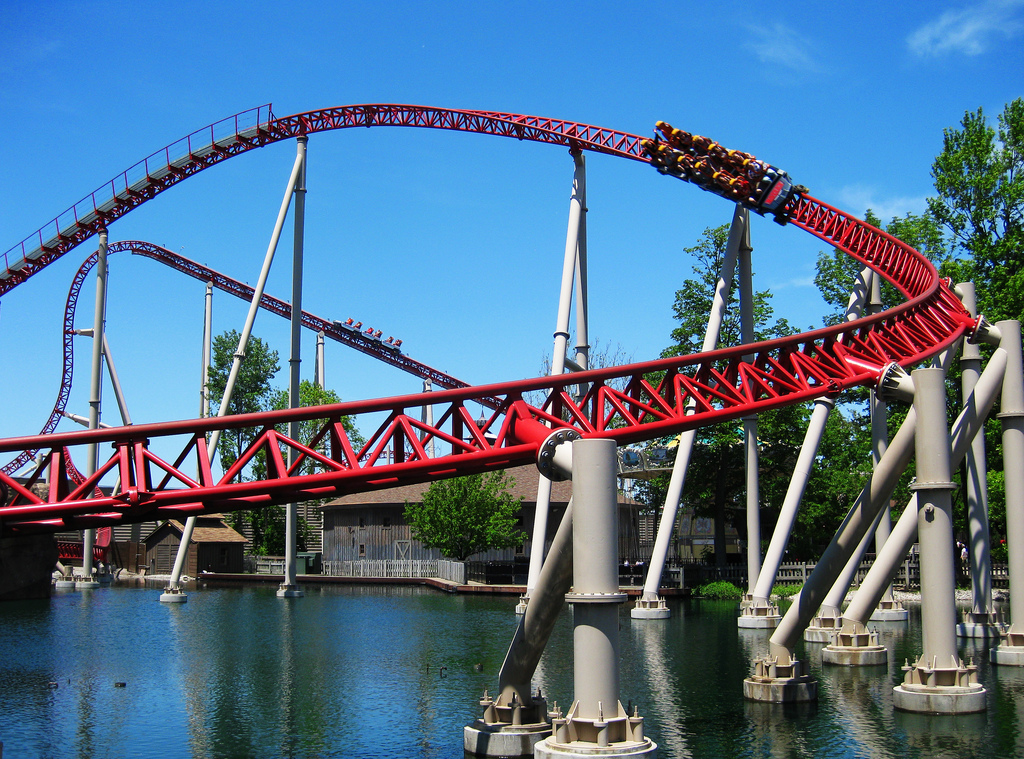 Maverick Roller Coaster Wikipedia