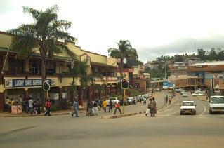 Mbabane Capital of Eswatini