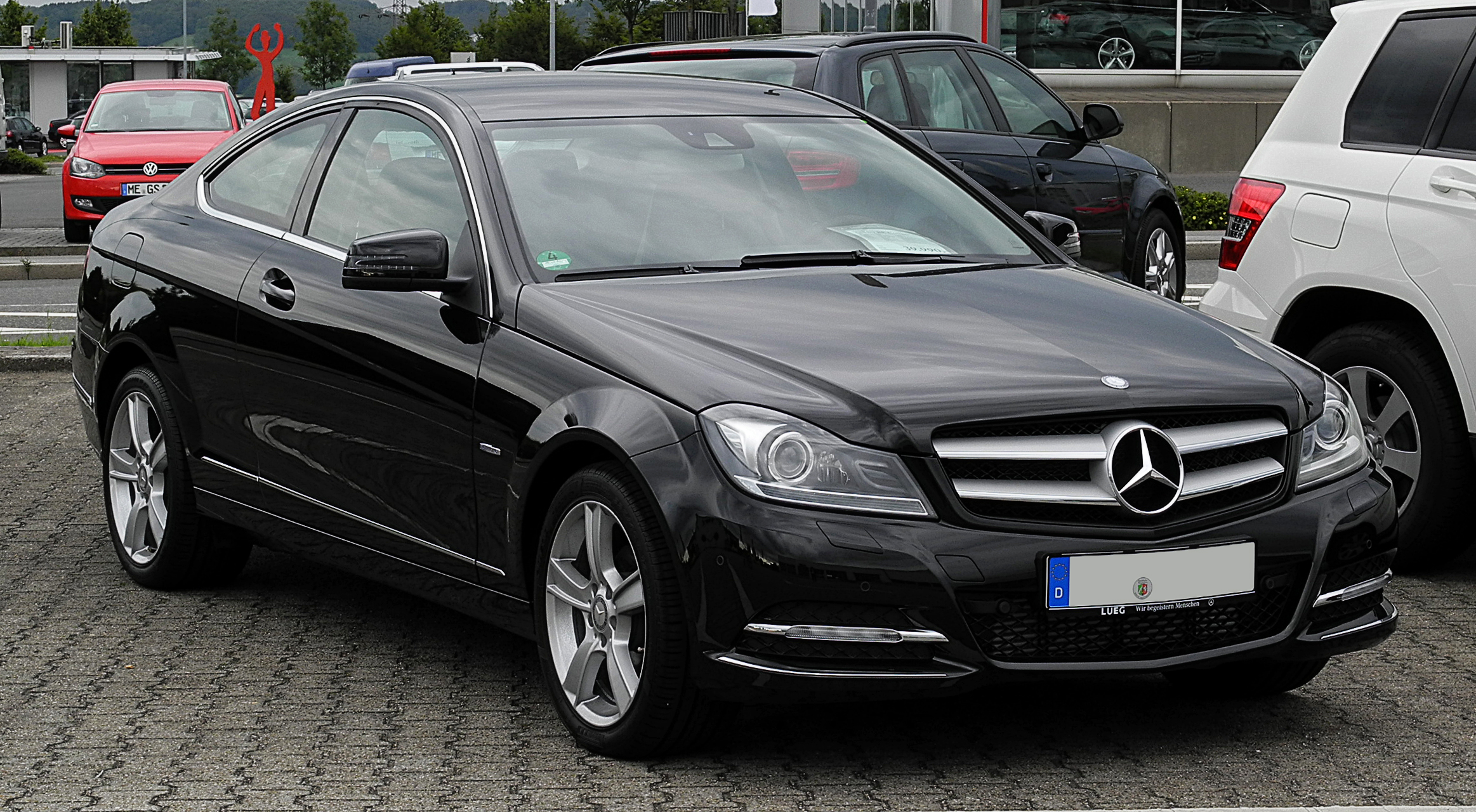 File mercedes benz c 180 blueefficiency coup c 204 for C180 mercedes benz