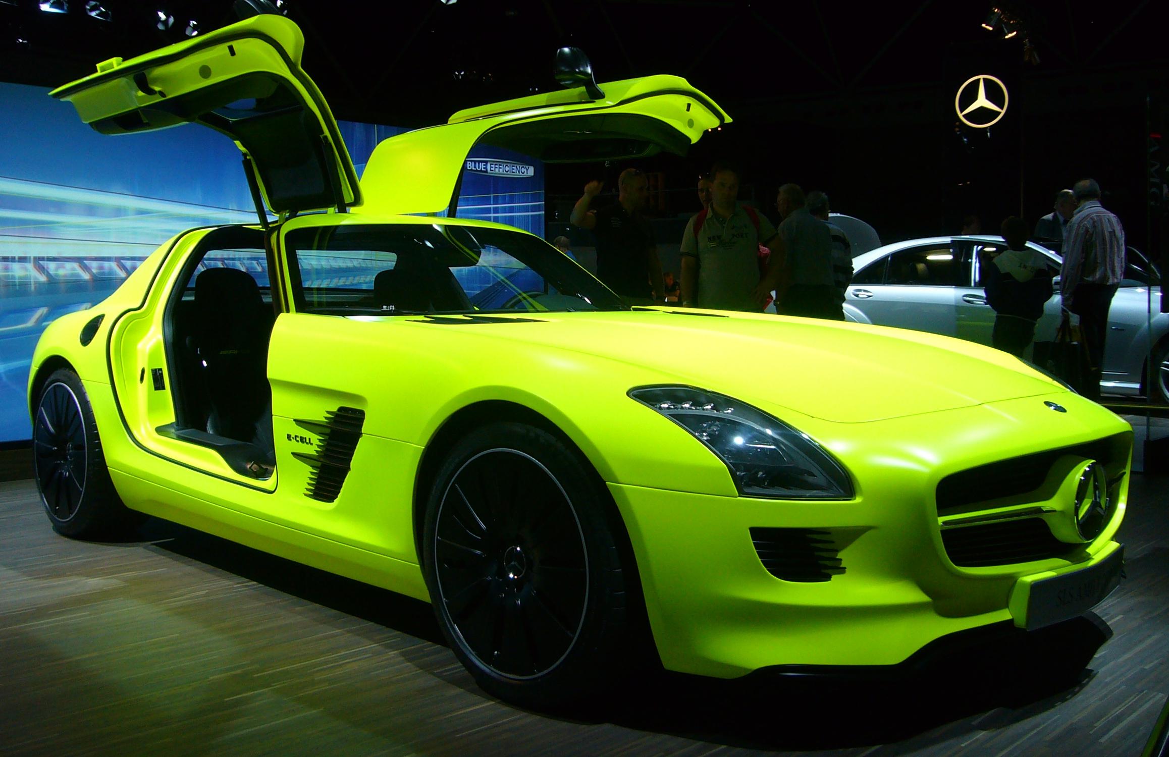 Sport Cars Eletric