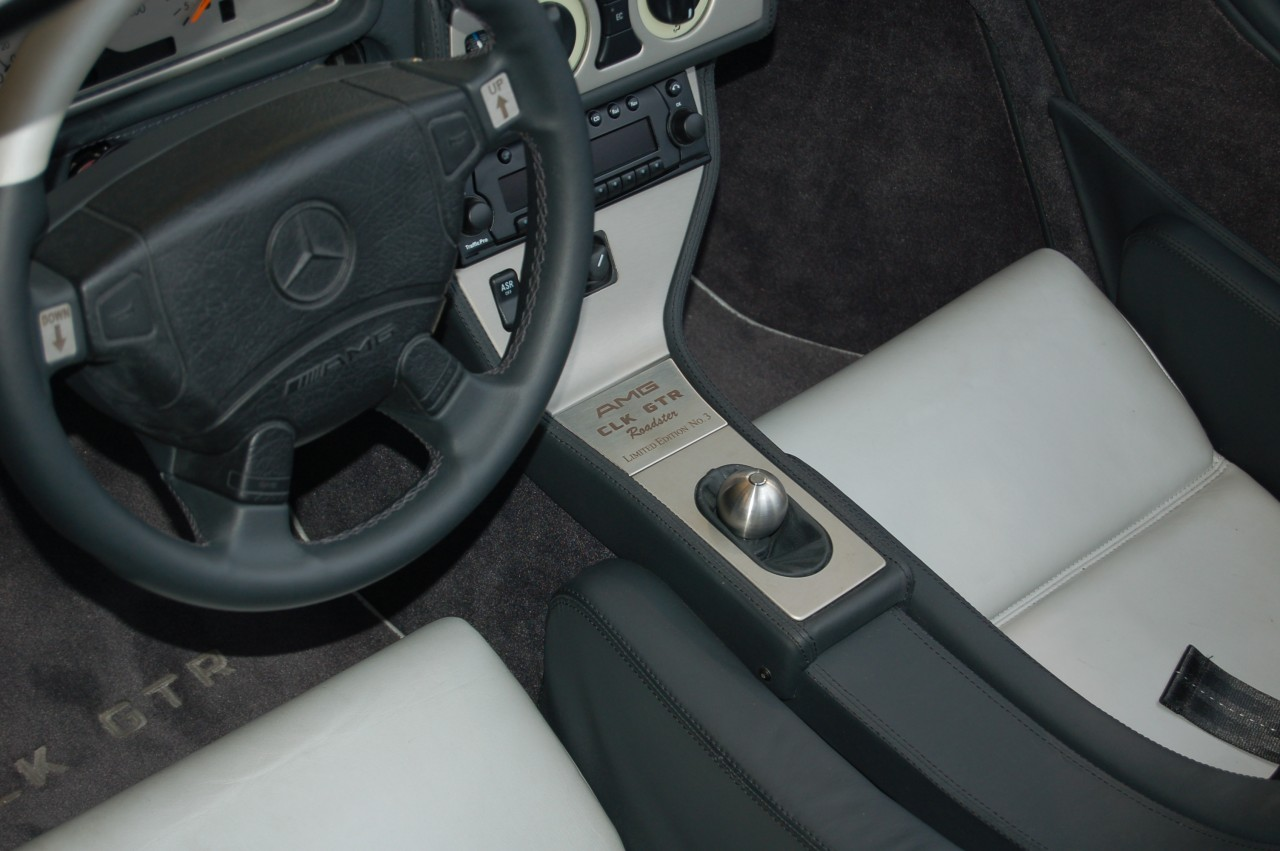 File Mercedes Benz Clk Gtr Interior At Auto Salon Singen border=