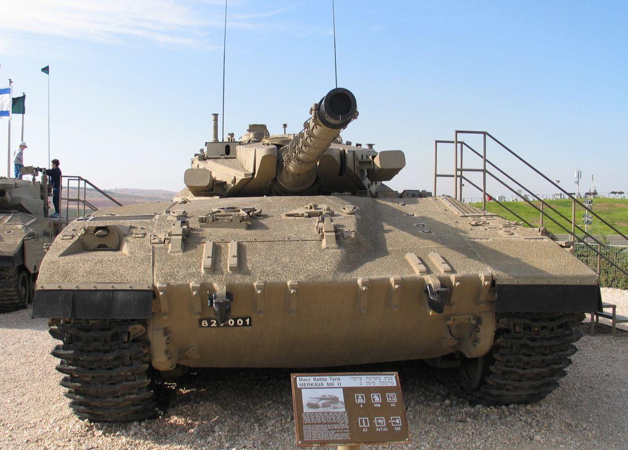 メルカバ (戦車)の画像 p1_34