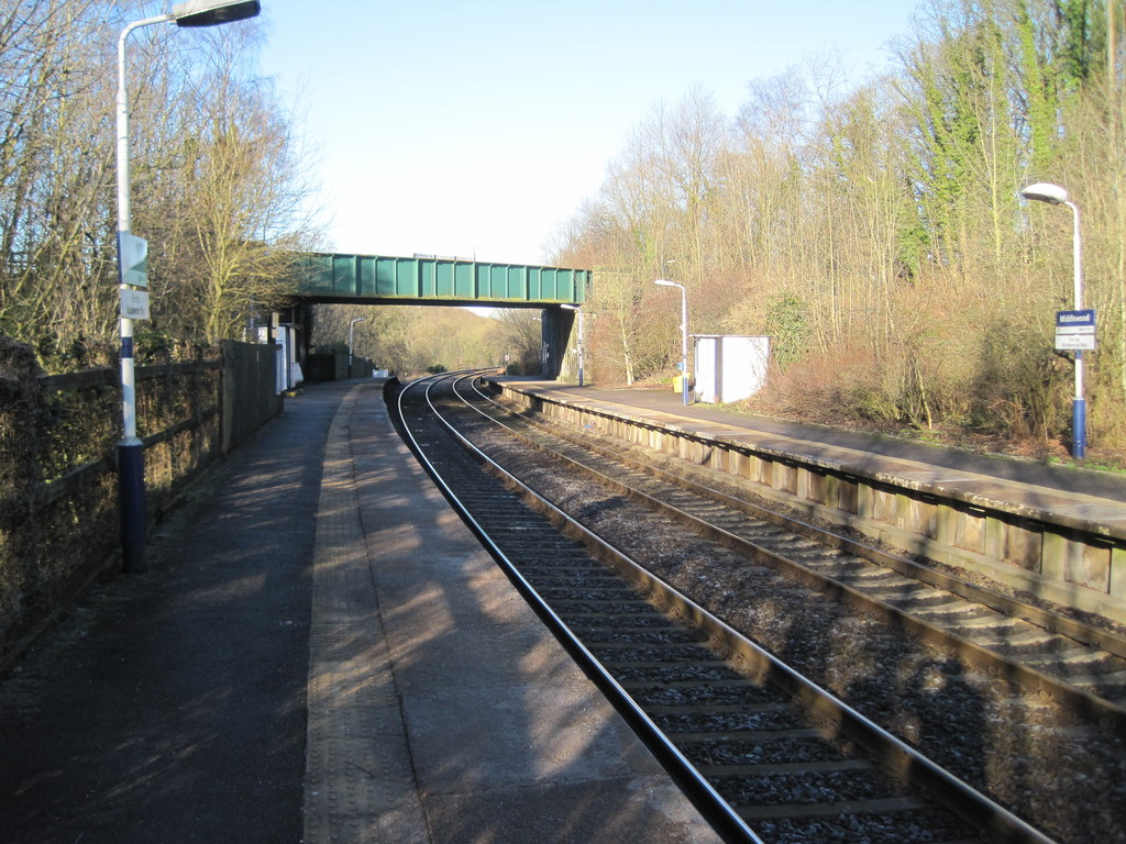Middlewood railway station