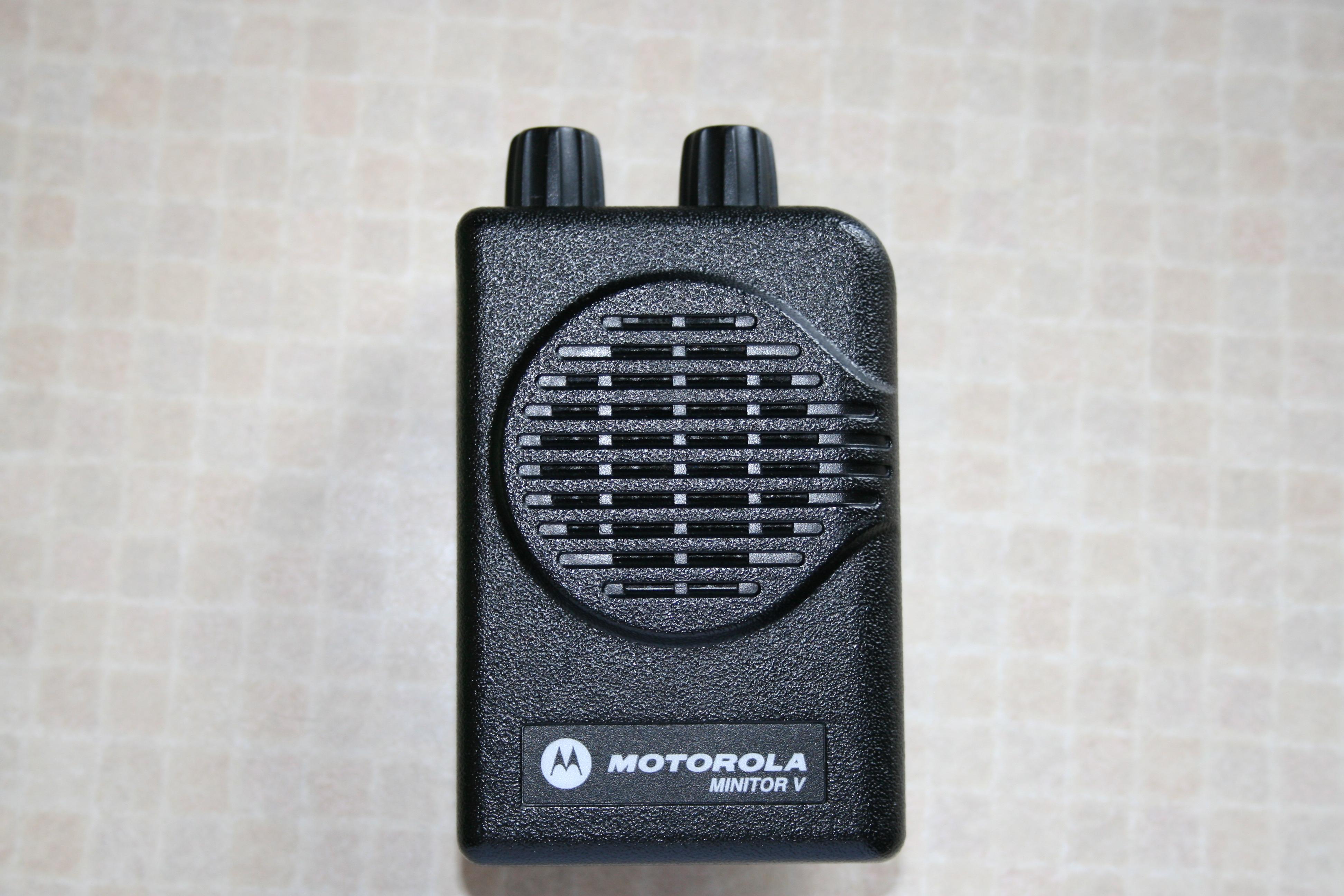 Motorola Minitor - Wikipedia
