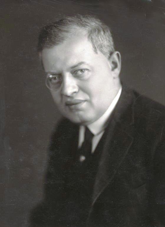 Mohácsi Jenő 1930 körül