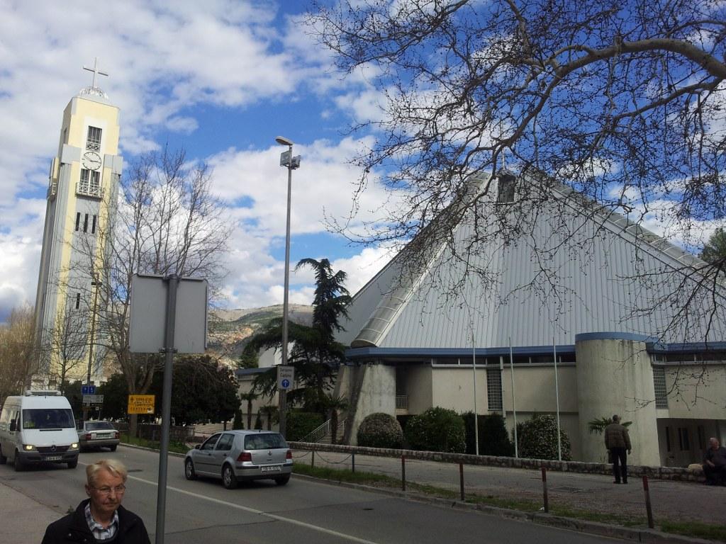 Katedrala Marije Majke Crkve u Mostaru