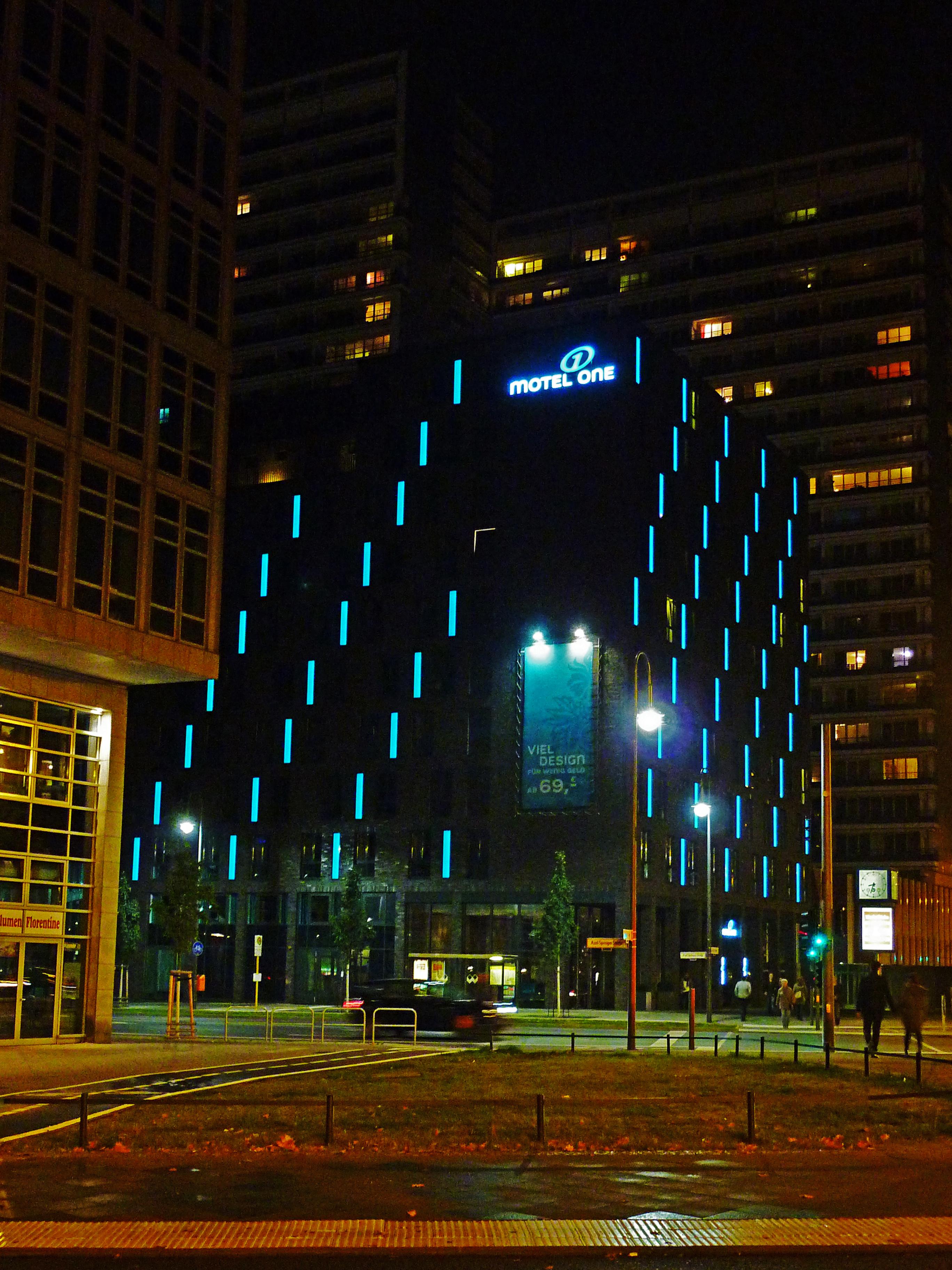 Berlin Hotel One Hackersch