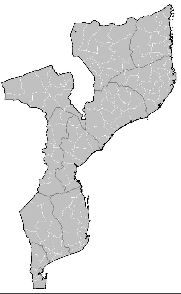 Distritos de Moambique por provncia  Wikiwand