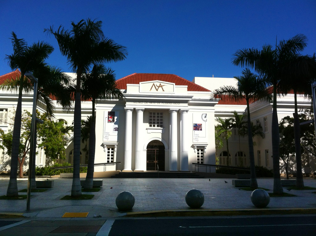 Image result for Puerto Rican Museum of Art