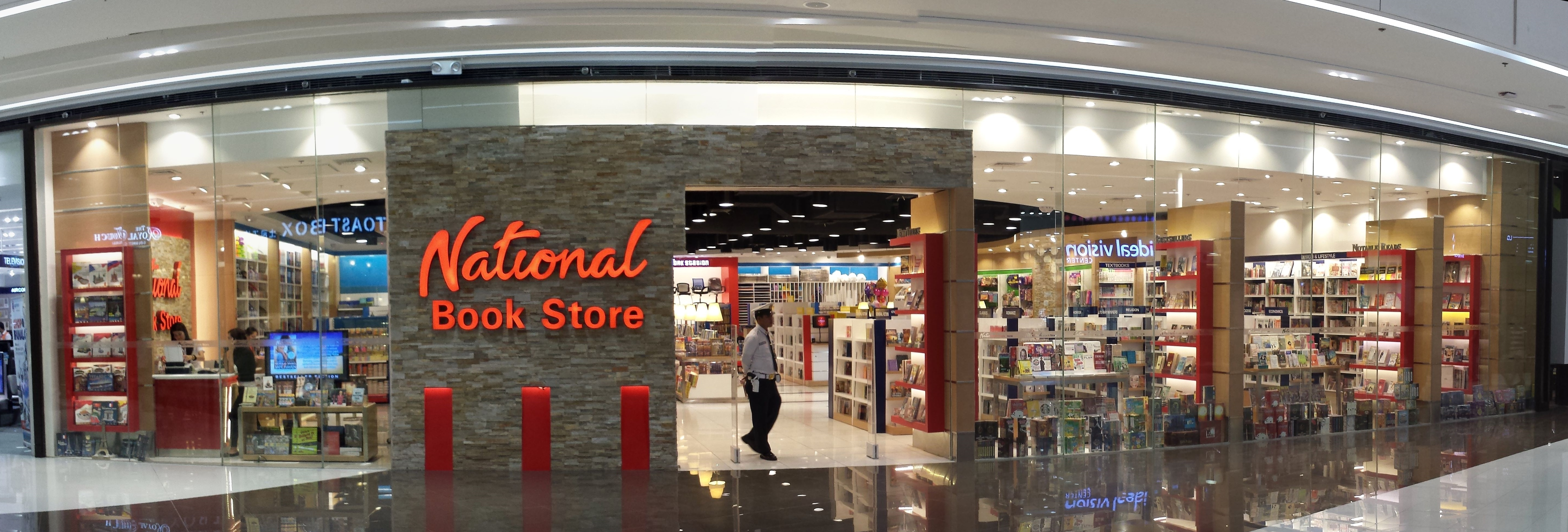 File:National Book Store In SM Aura, BGC.jpg