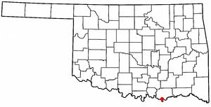 Kemp, Oklahoma Town in Oklahoma, United States