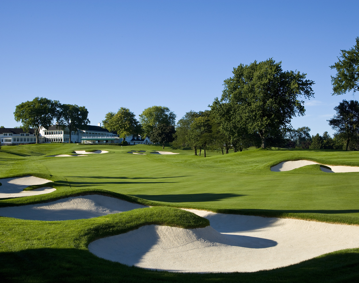 Oakland Hills Country Club - Wikipedia