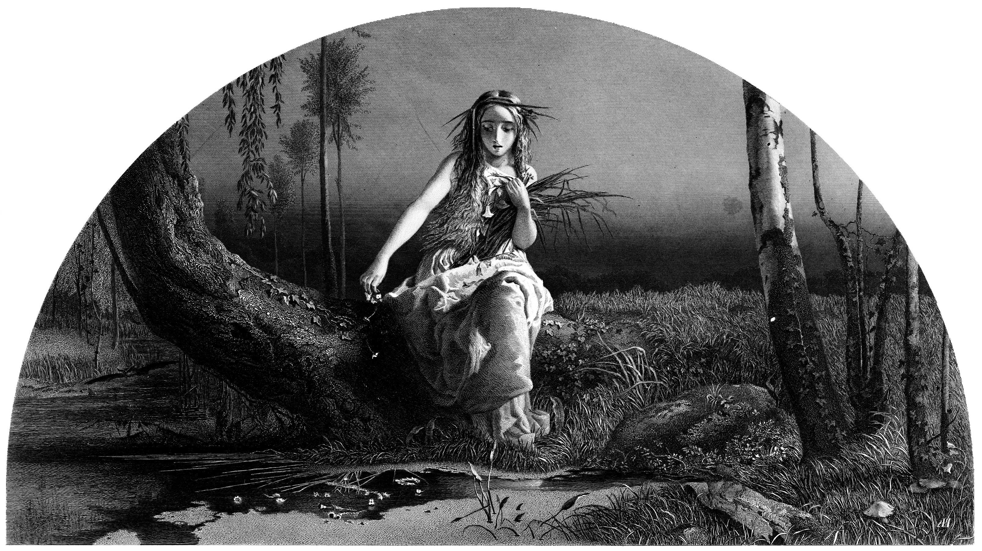 ophelia as an innocent victim in hamlet by william shakespeare In william shakespeare's play the tragedy of hamlet, prince of denmark, though the protagonist hamlet pretends to be mad as he seeks revenge for the murder of his father, he is suffering from depression and a barely contained rage towards the people closest to him as revealed in his treatment of gertrude and ophelia, rosencrantz and guildenstern, and polonius and claudius.