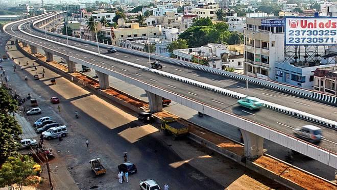 P V  Narasimha Rao Expressway - Wikipedia