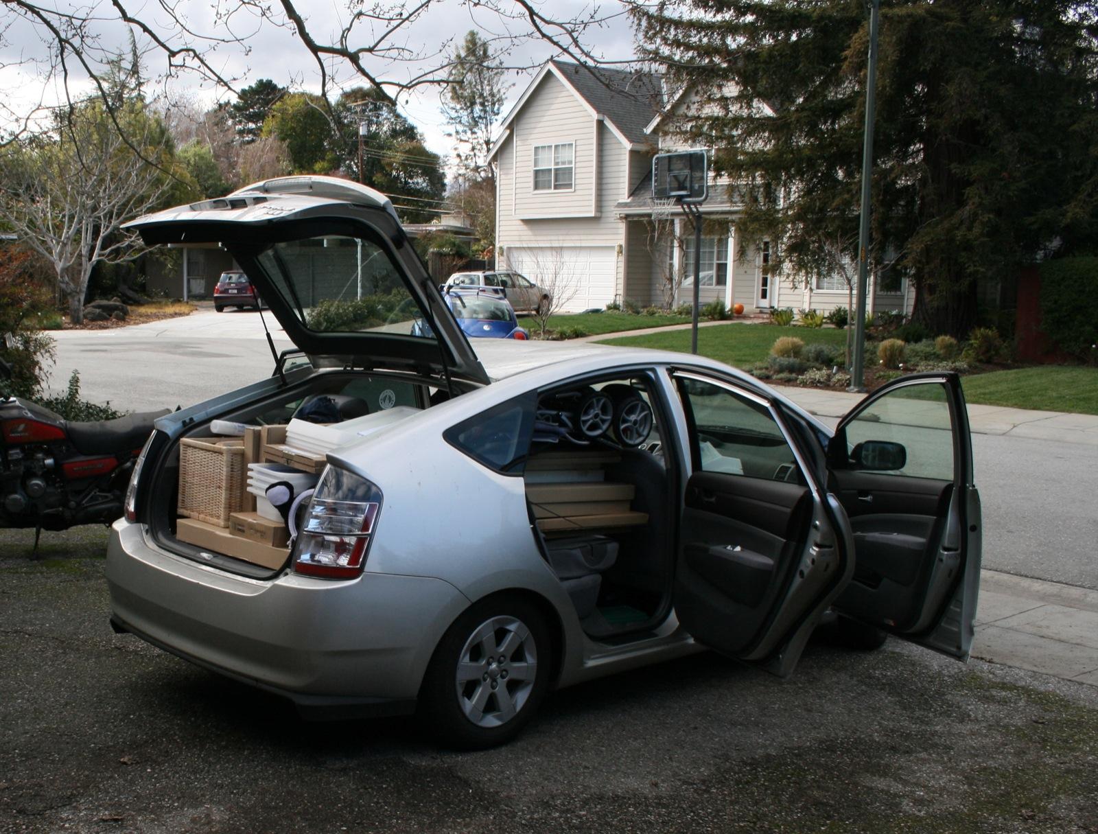 Put Prius In Neutal To Go Through Car Wash
