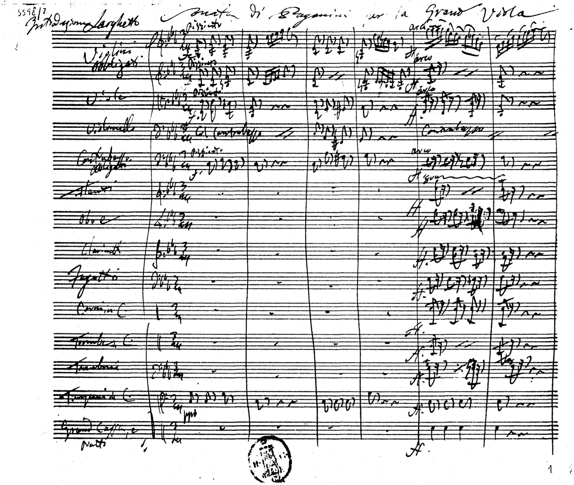 Partiture quintetto ottoni gratis