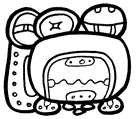 alt =Emblem glyph of Palenke