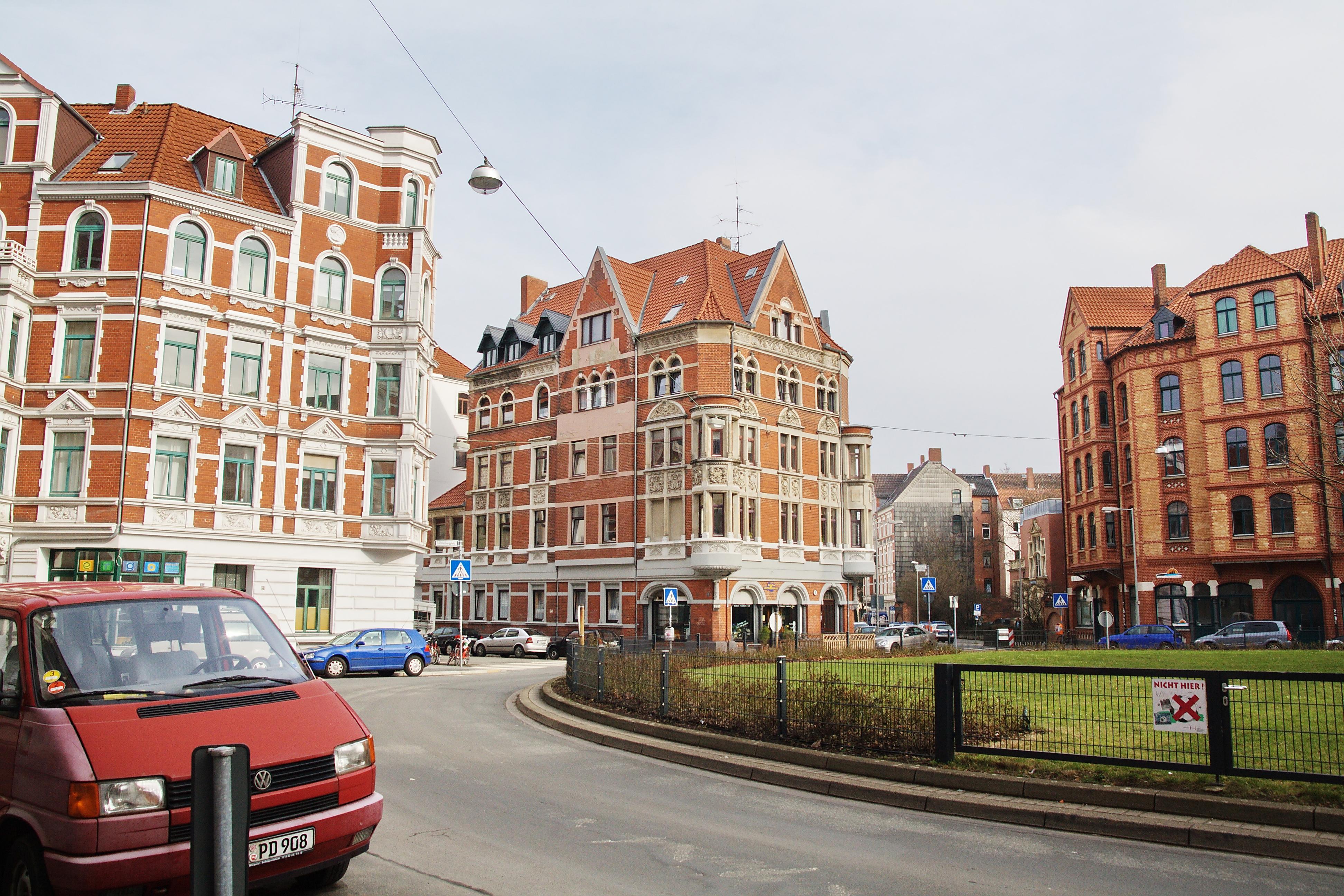 Evakuierung Hannover Linden