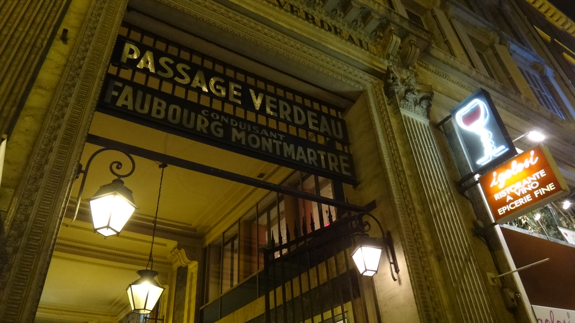 Image result for The Verdeau Passage]