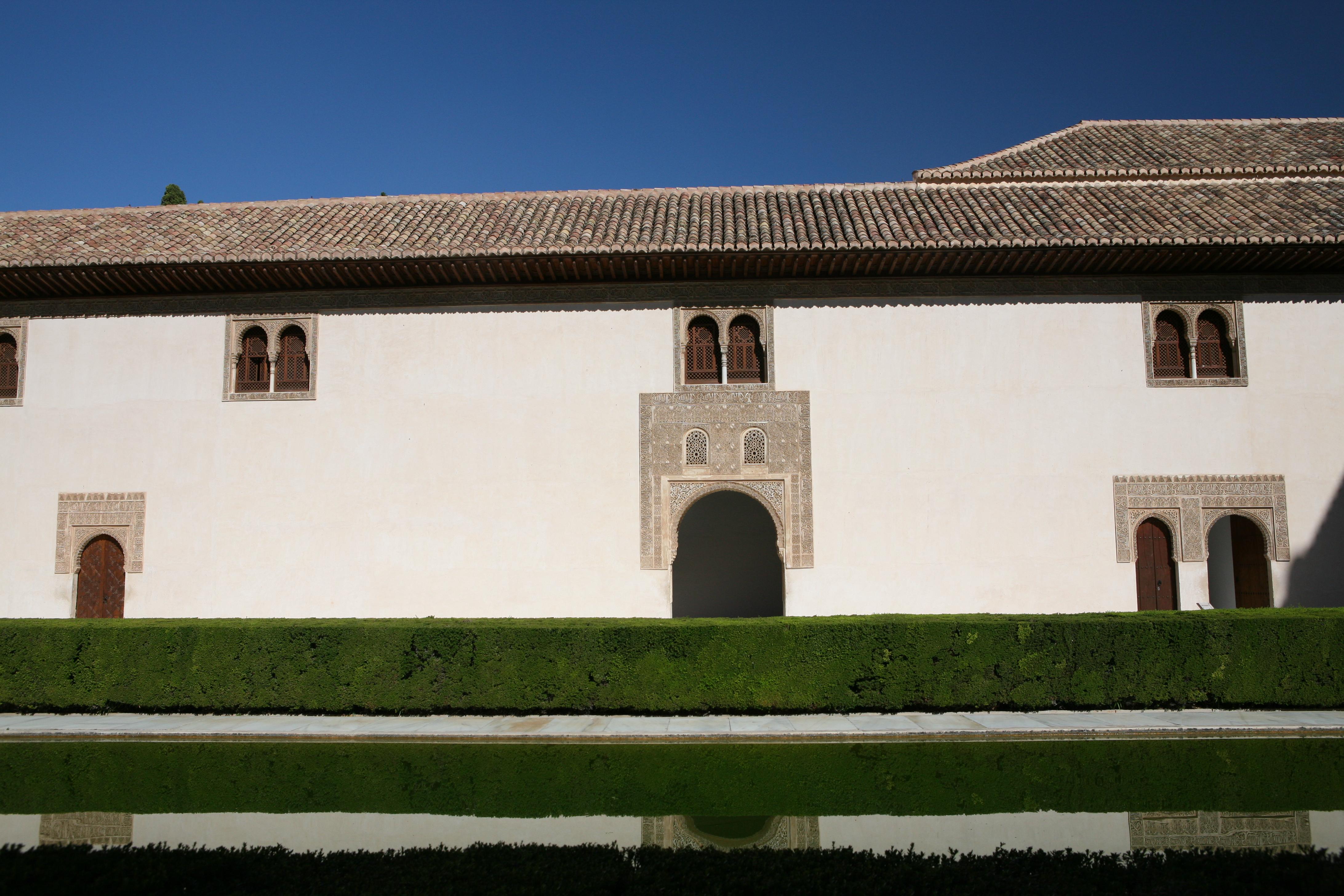 File patio de los arrayanes la alhambra de - Patios de granada ...