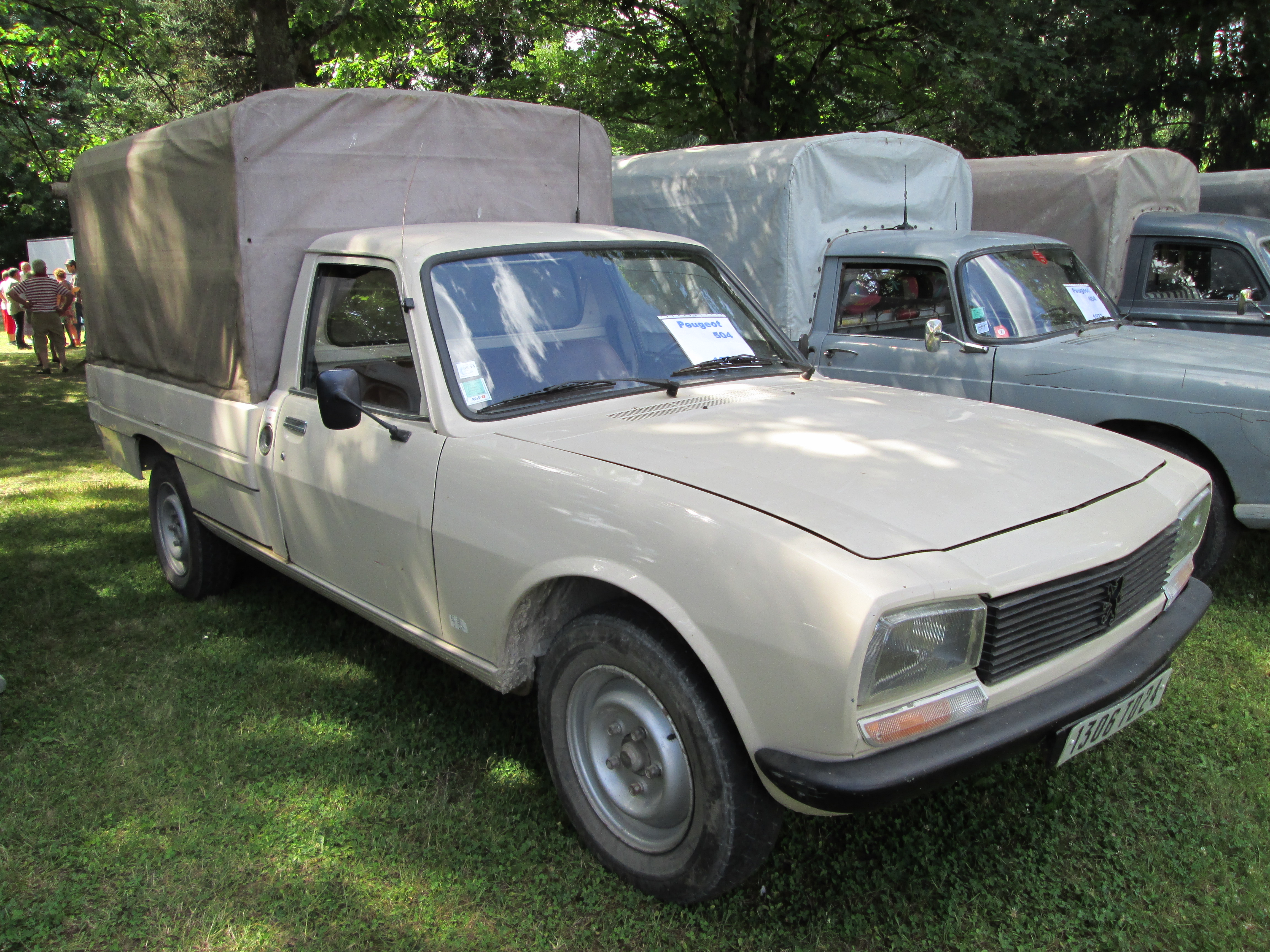 peugeot 504 pick up images galleries. Black Bedroom Furniture Sets. Home Design Ideas