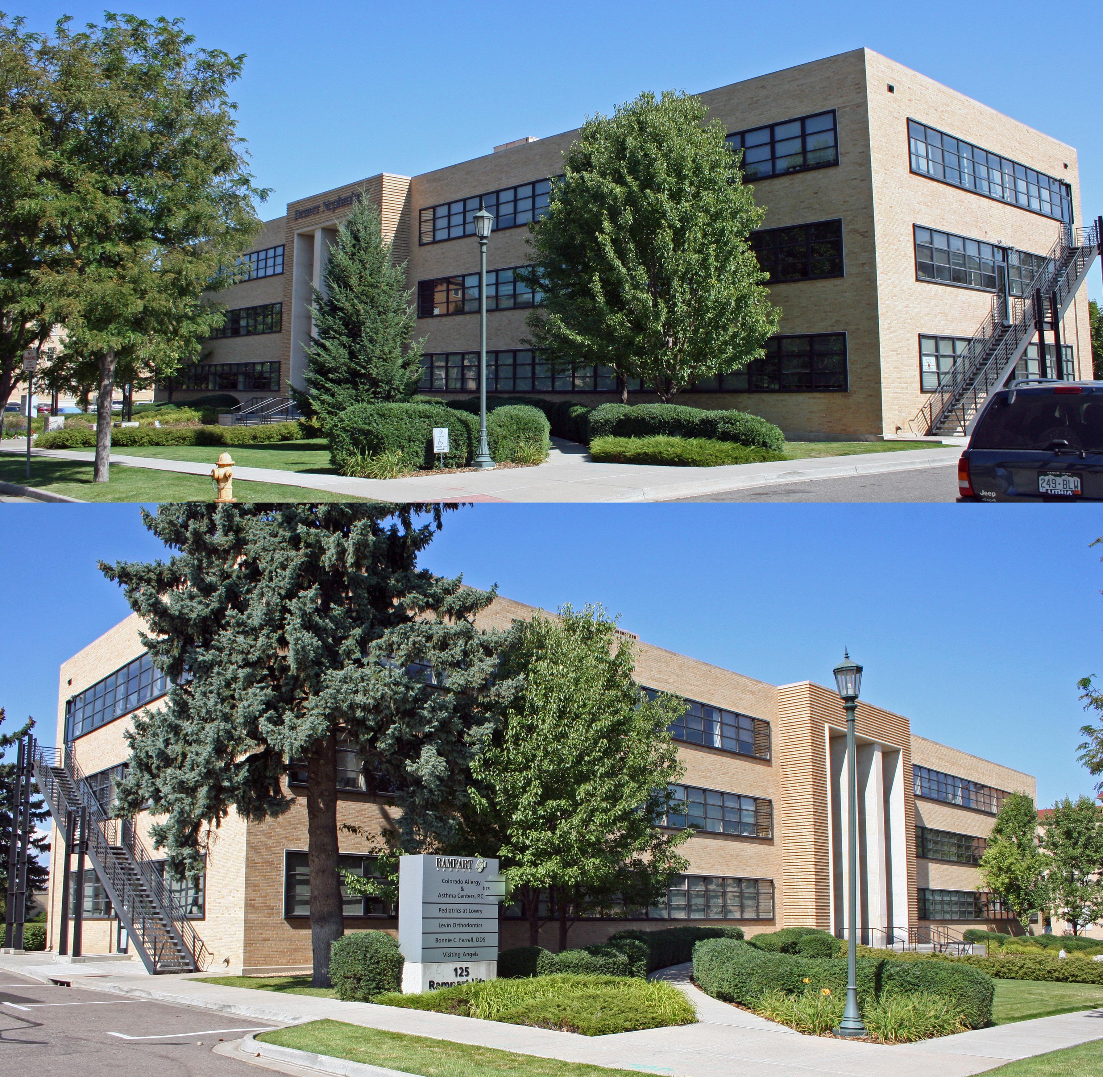 Armament School Buildings