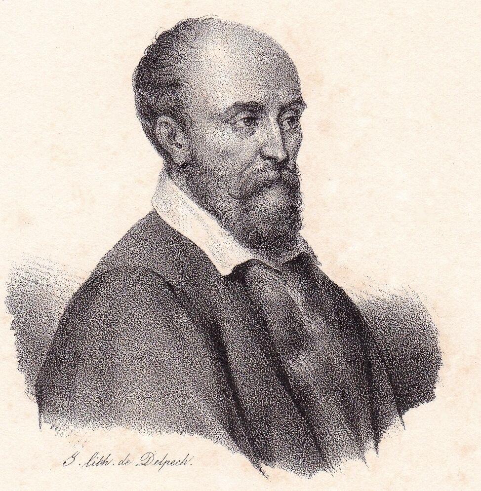 Pierre de Ronsard.