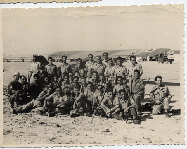 חיילים במבצע סיני
