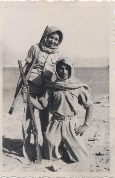 נערים בישראל