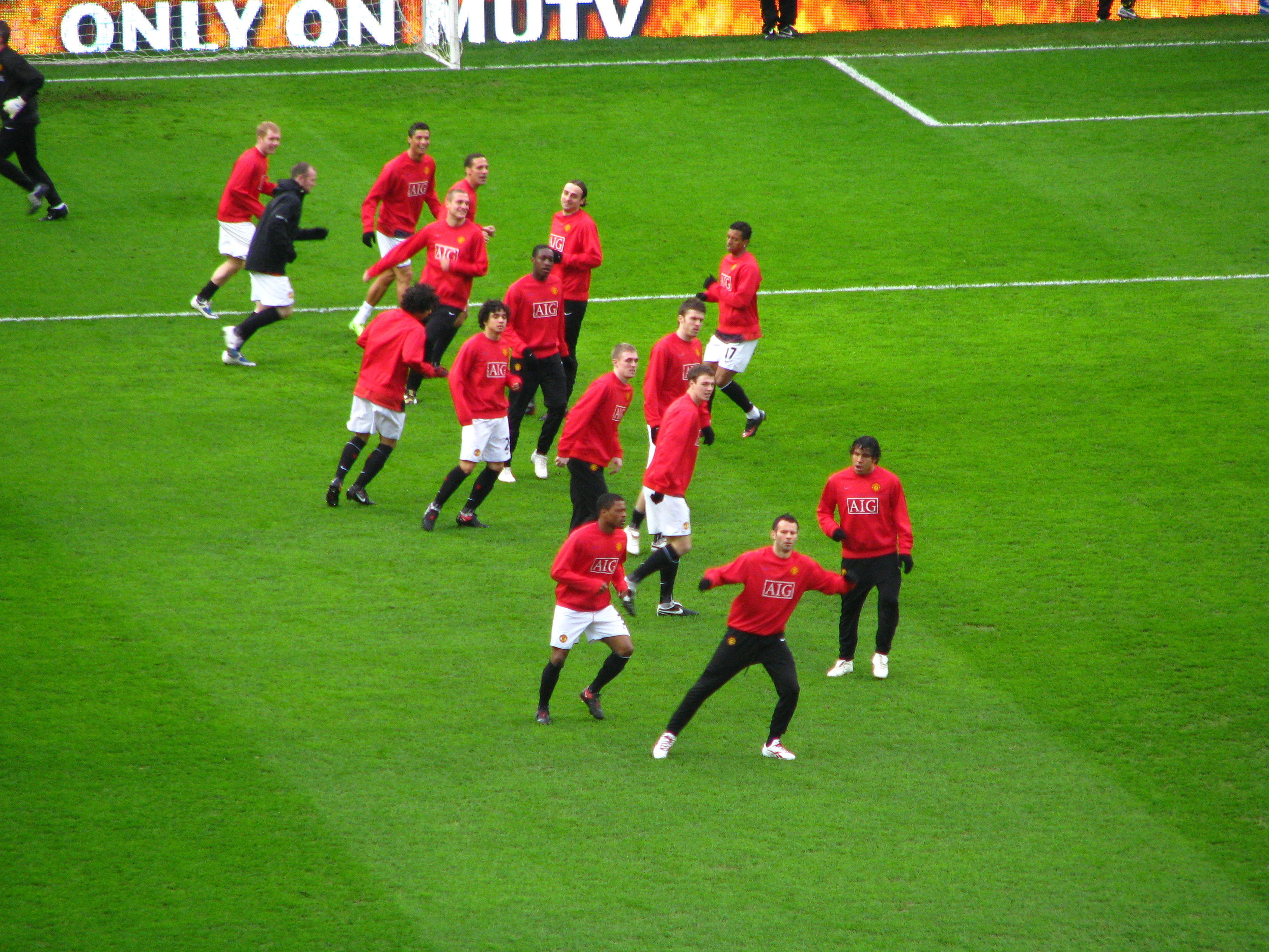 fc manchester united Photo