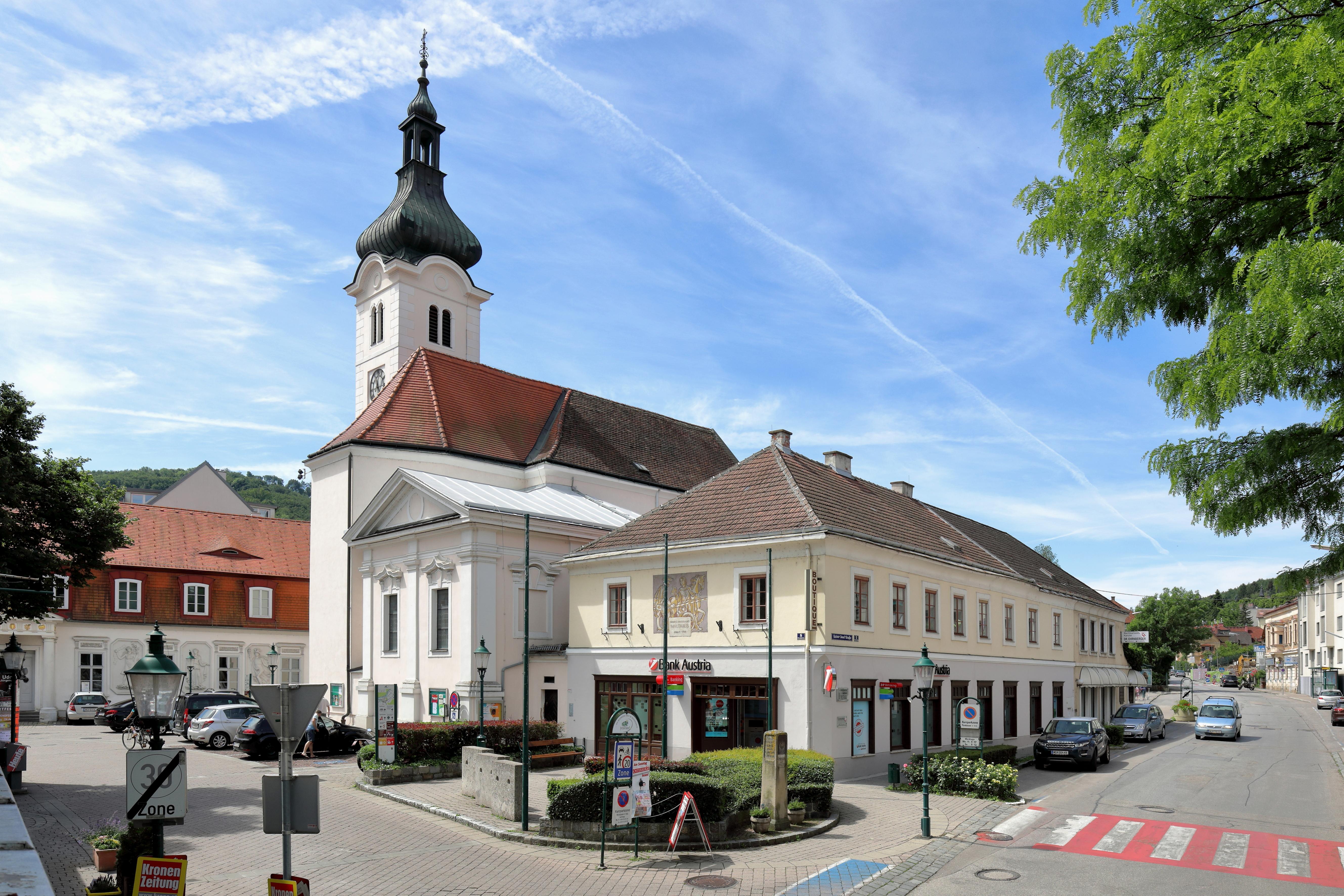 HAUS FEUCHTL PURKERSDORF (Austria) - from US 68