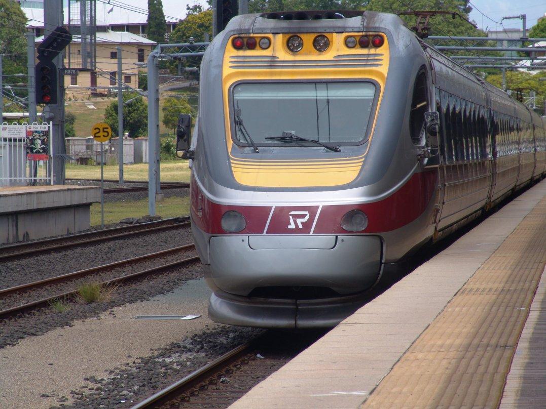 Queensland - Rail Australia
