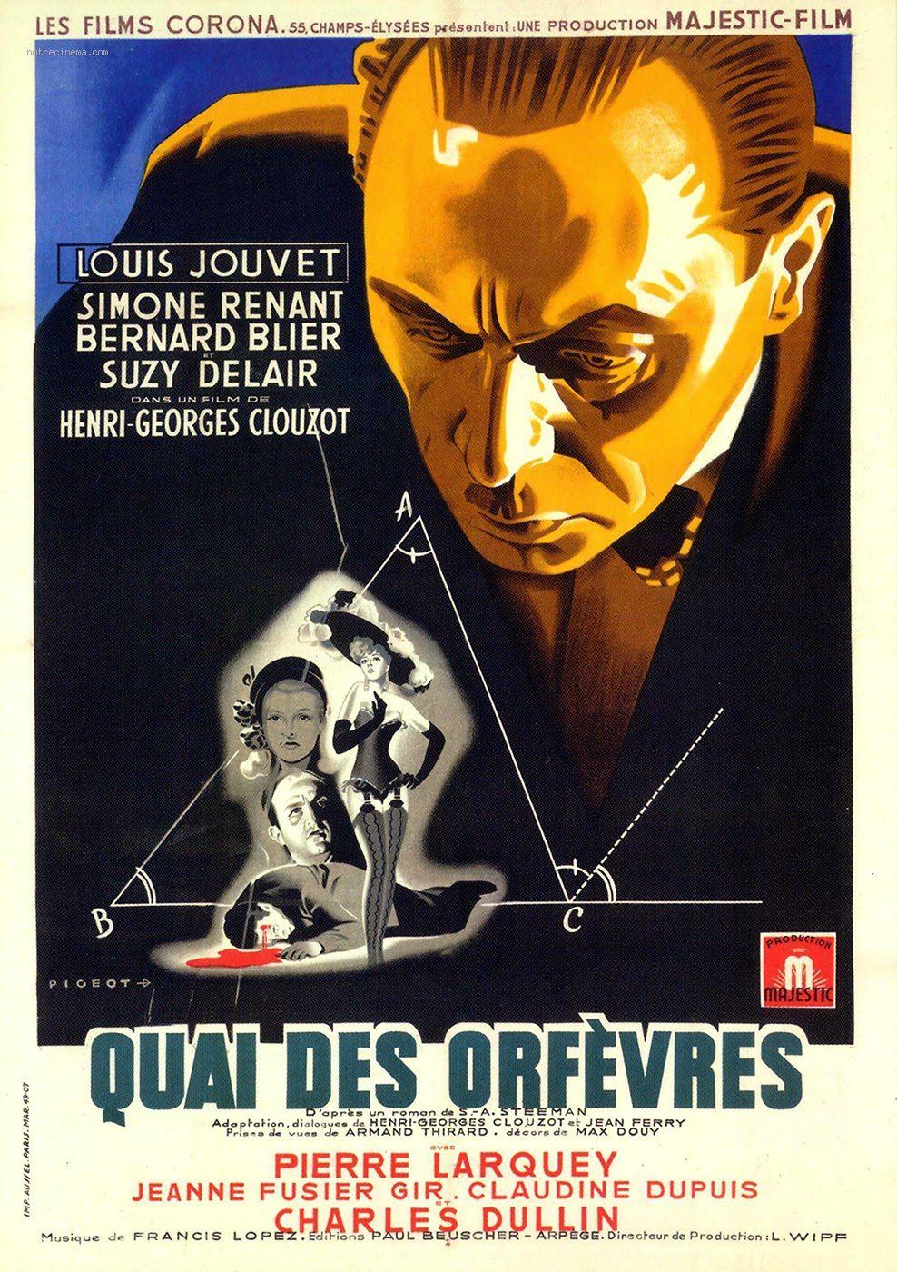 Votre dernier film visionné - Page 16 Quai_des_Orfevres