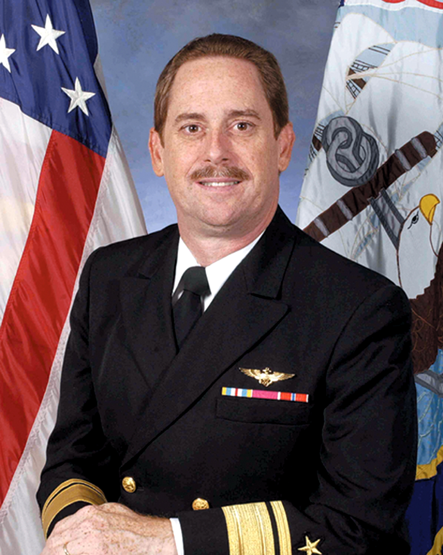 George E. Mayer United States admiral