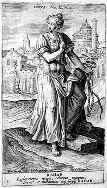 Rahab Religion Wiki Fandom Powered By Wikia