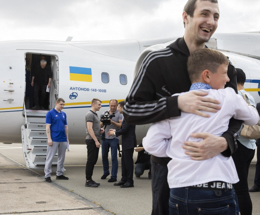 Returning of 35 detained Ukrainians 35.jpg