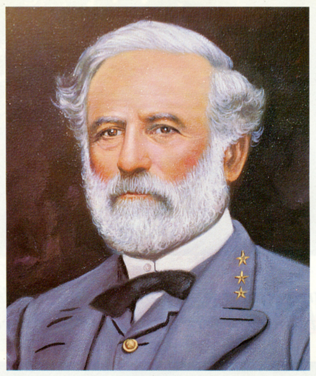 Robert E Lee %28color%29 Is Lee a White, Black, or Asian Surname?  Facebook Finds Out