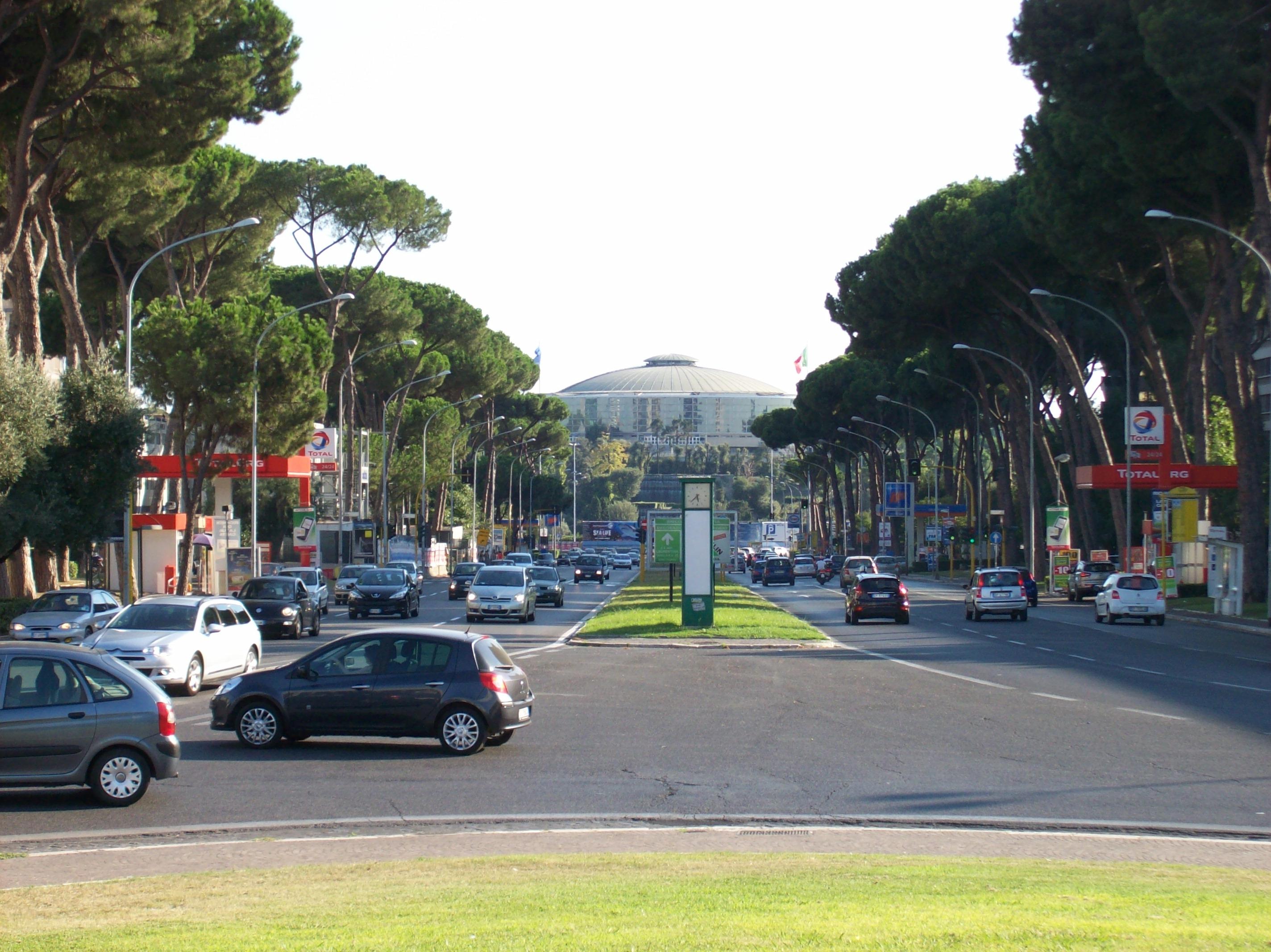 Cristoforo Colombo Roma Hotel