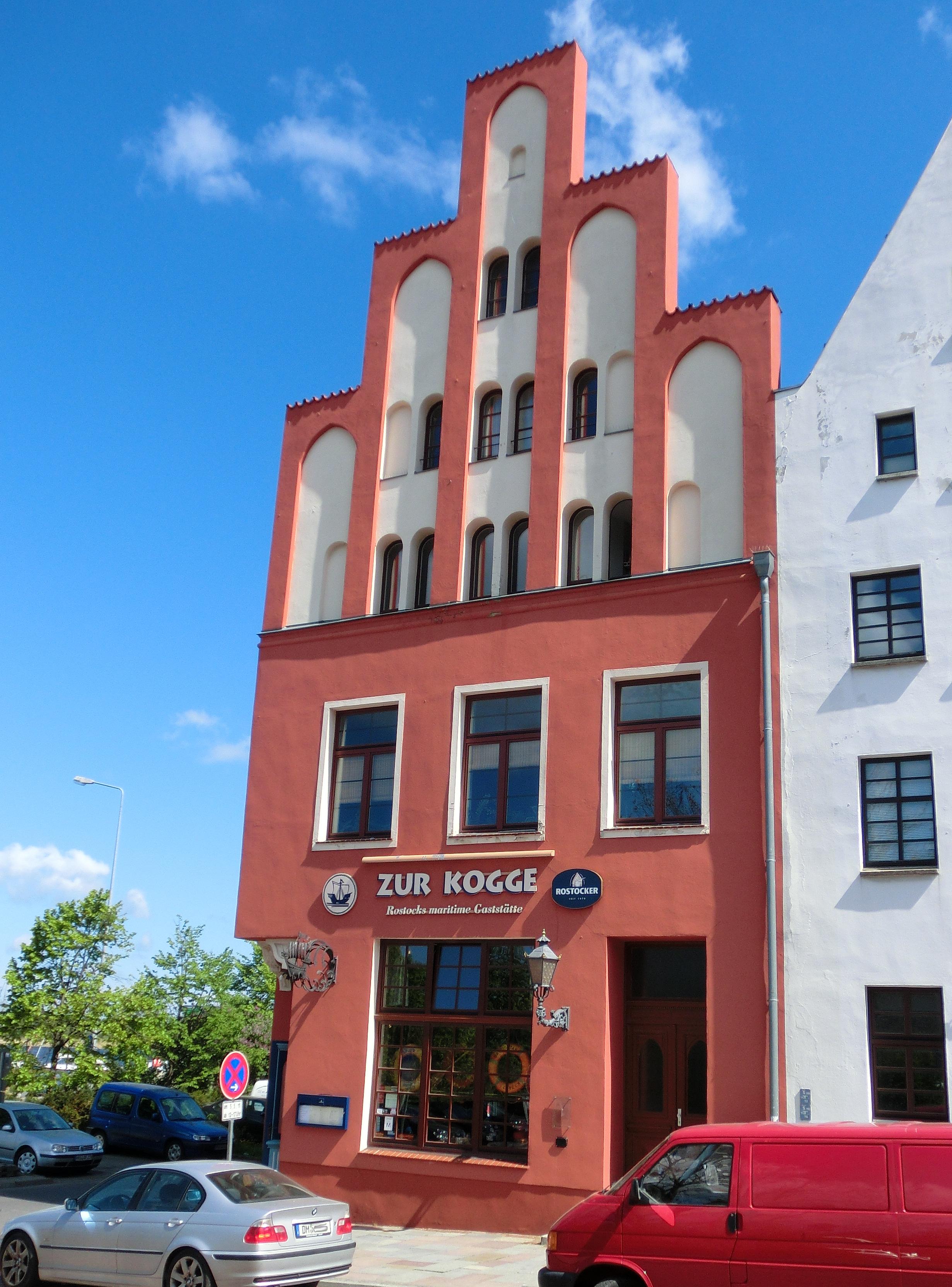 Kogge Rostock