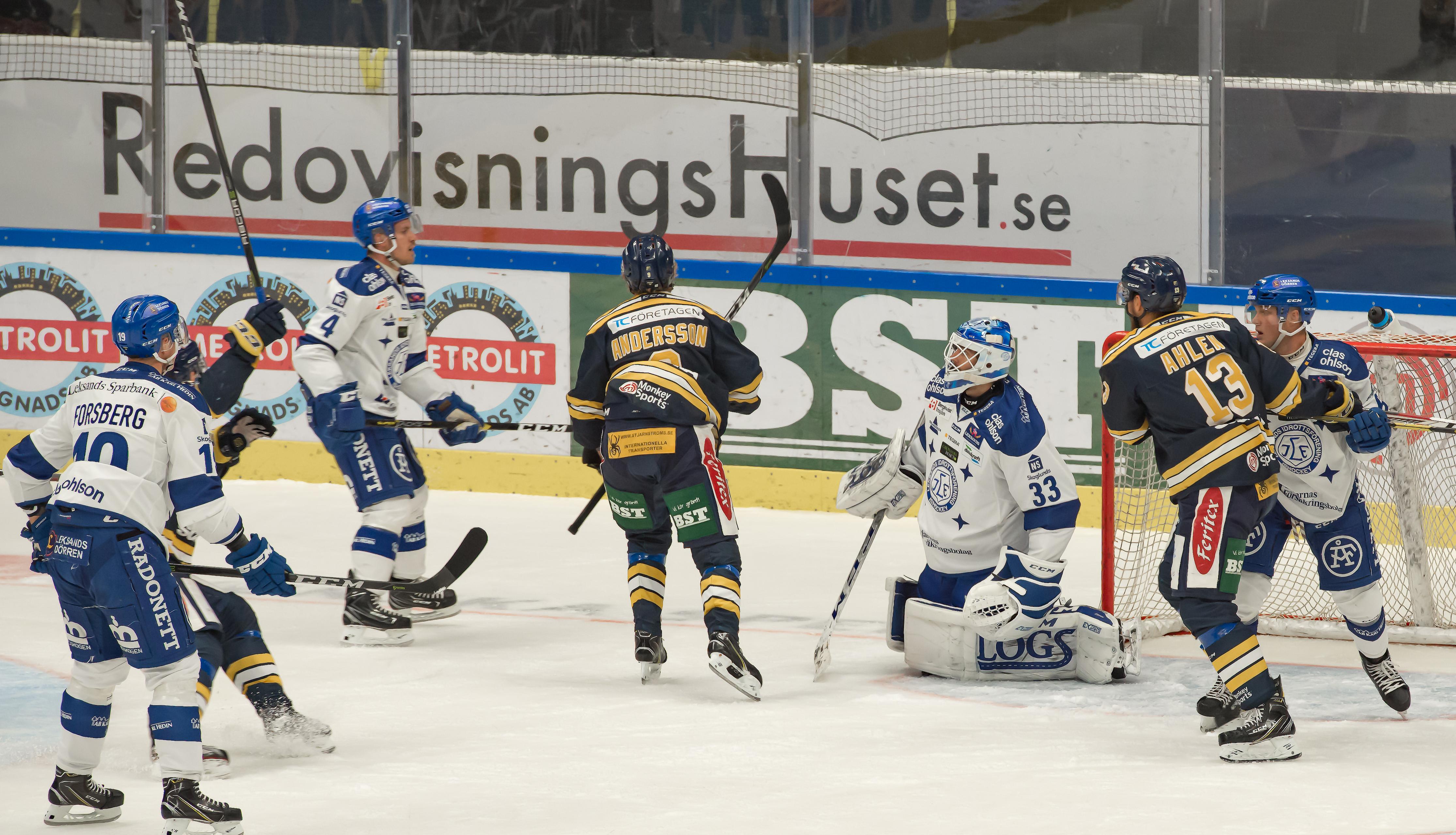 Kvalserien till hockeyallsvenskan 2019