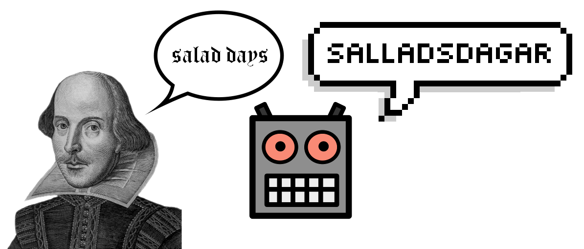 shakespearean translation machine