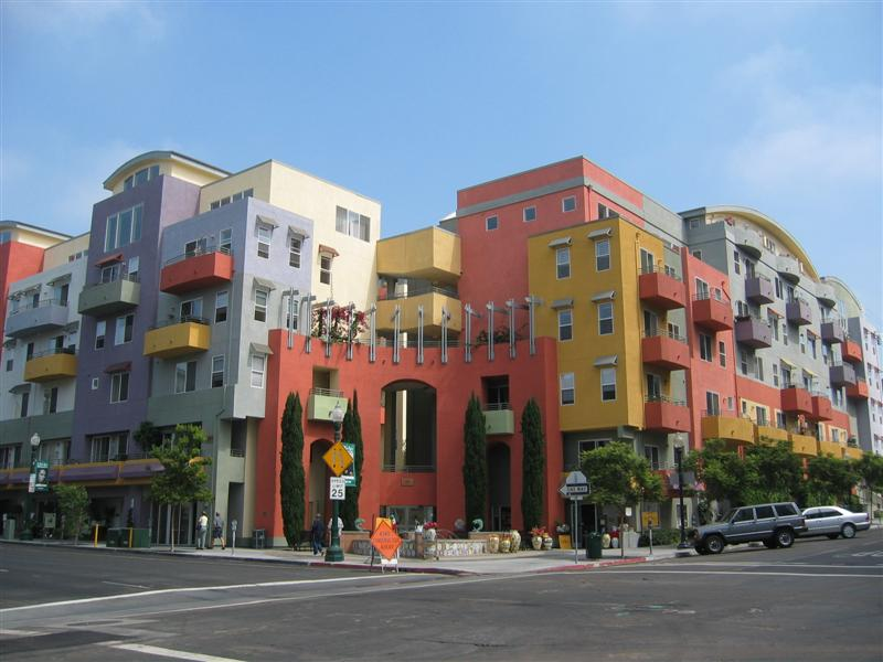 San Diego Architecture | File San Diego Little Italy S Architecture Jpg Wikimedia Commons
