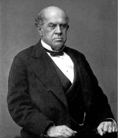 Sarmiento in 1874