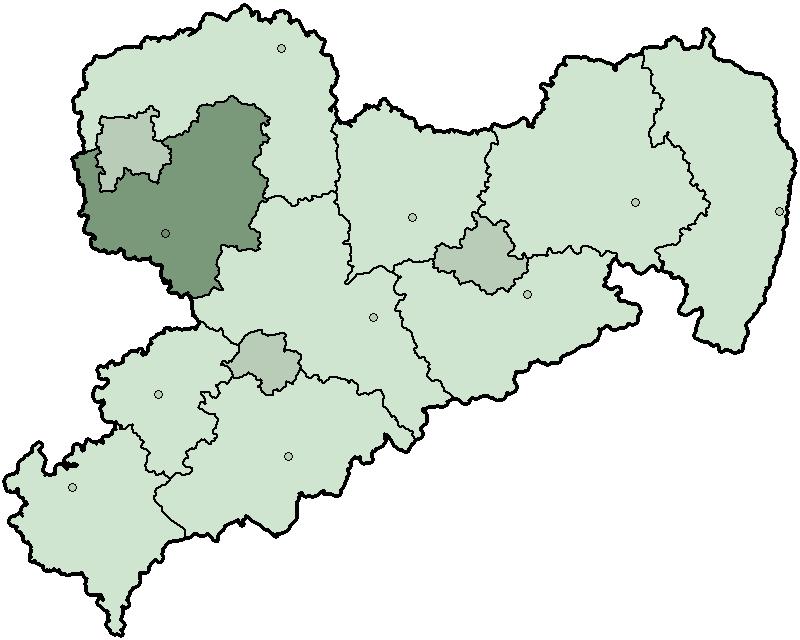 Kreis Leipzig
