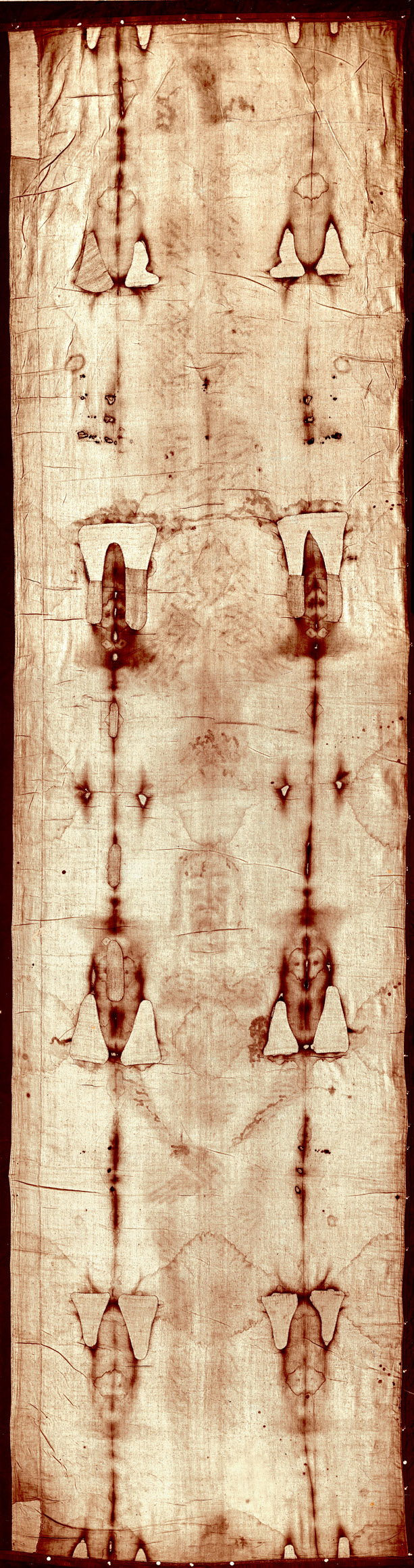 Shroud of Turin.