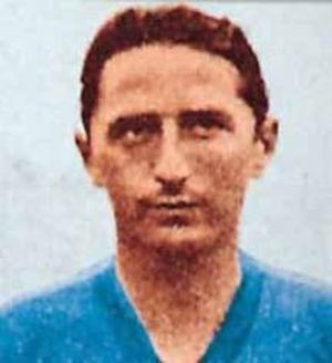 Silvio Piola is the highest goalscorer in Serie A history with 274 goals Silvio Piola.jpg