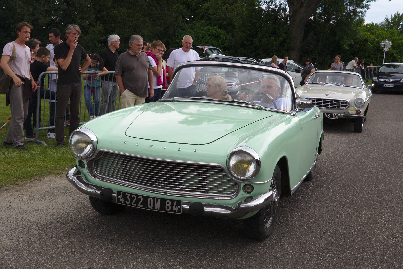 Extraordinaire File:Simca Aronde Cabriolet.jpg - Wikimedia Commons QQ-89