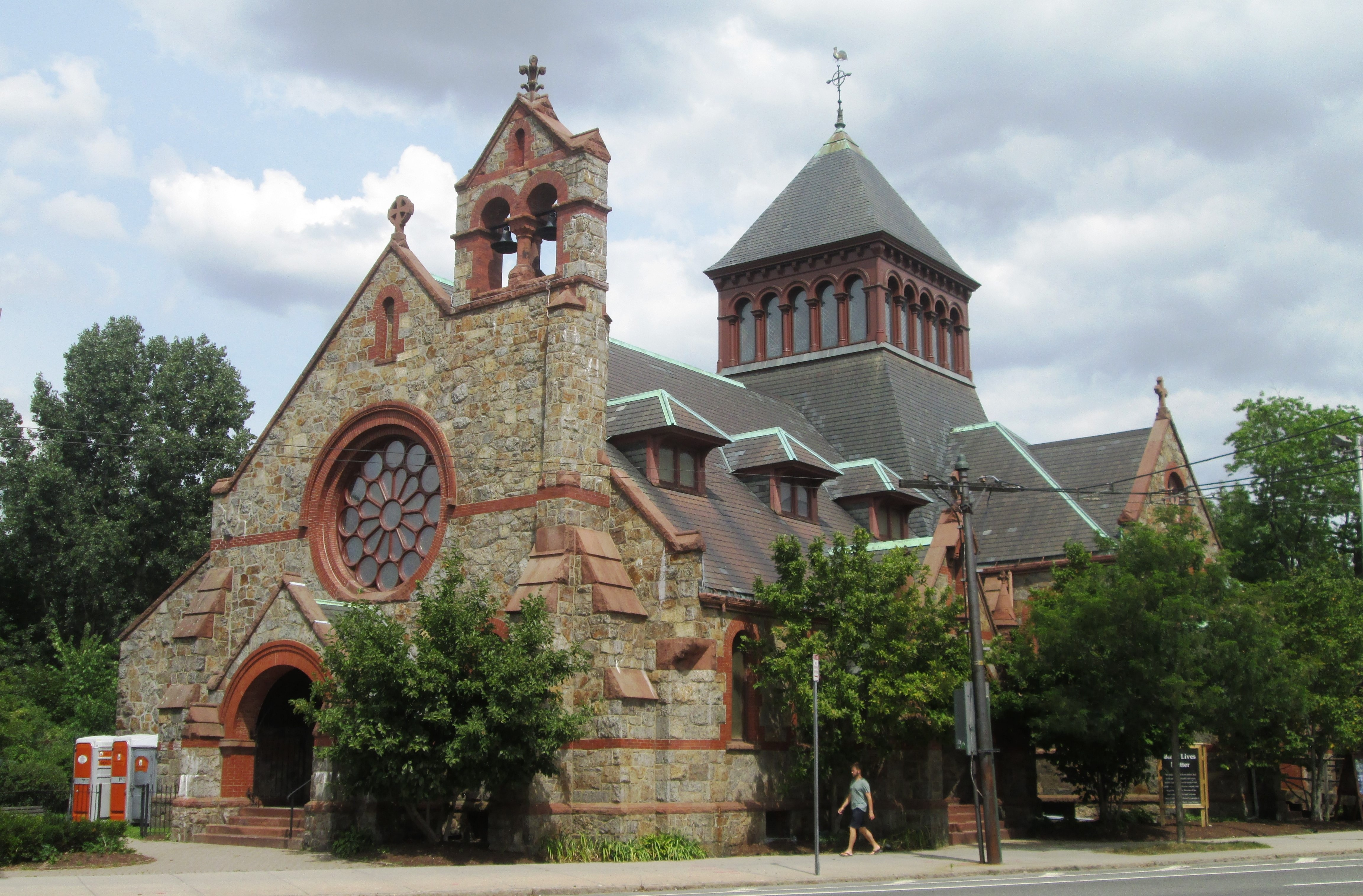 St  James Episcopal Church (Cambridge, Massachusetts