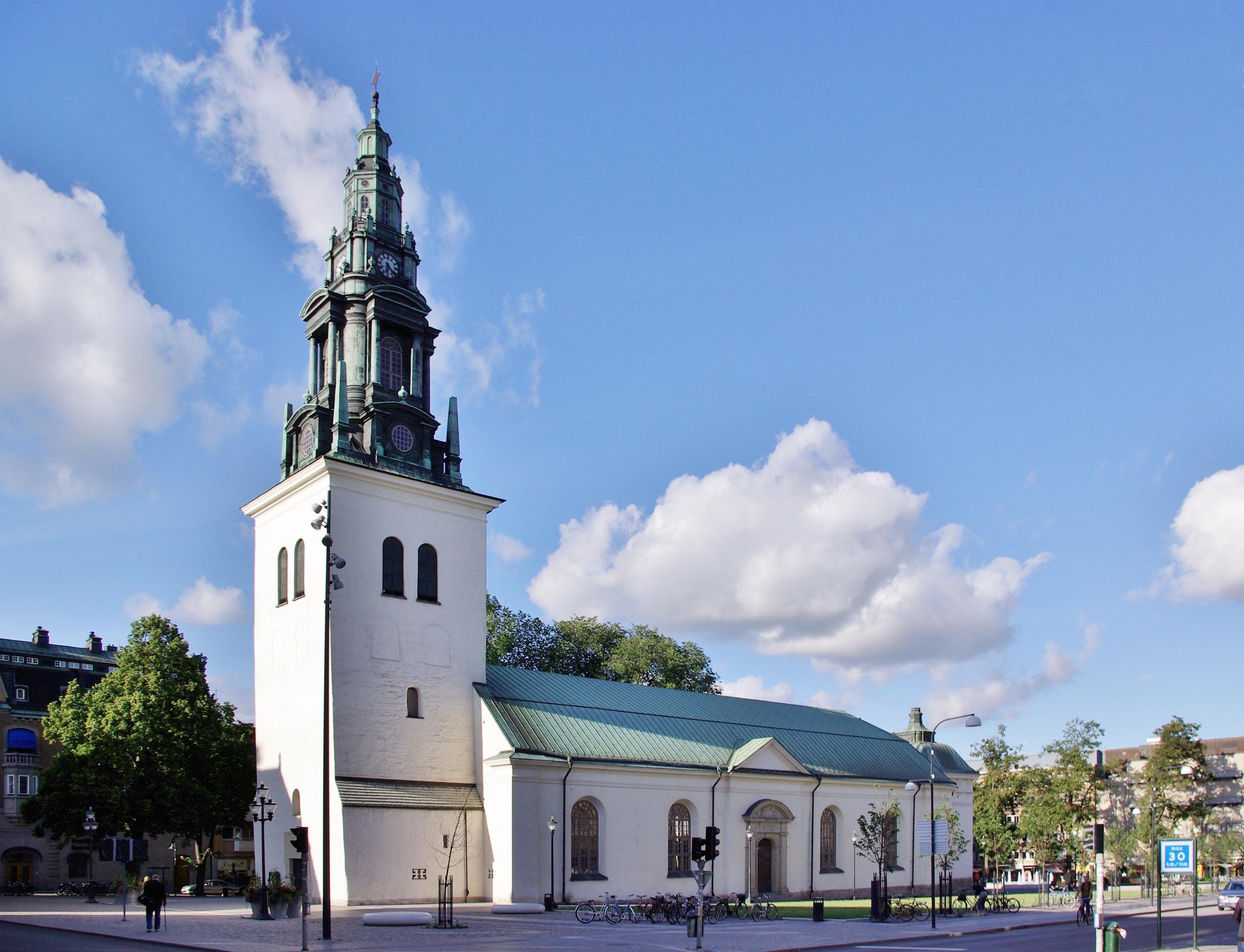 S:t Lars kyrka - Linkpings domkyrkopastorat - Svenska kyrkan