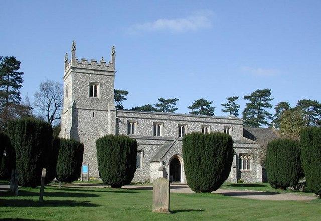 St Lawrence, Bovingdon
